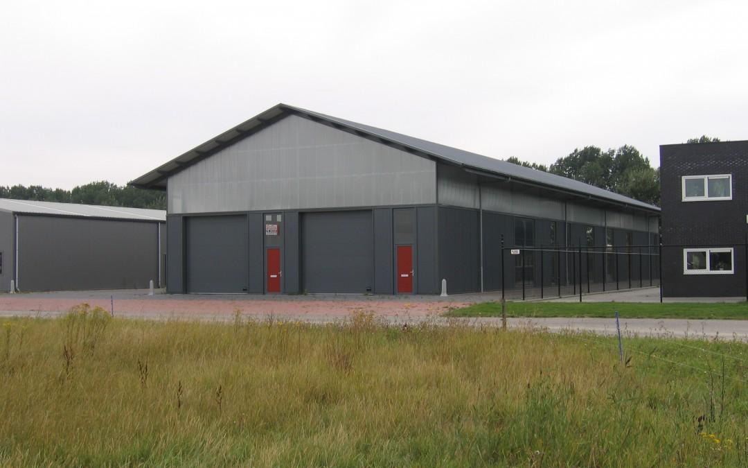 Bedrijfsgebouw Middelburg