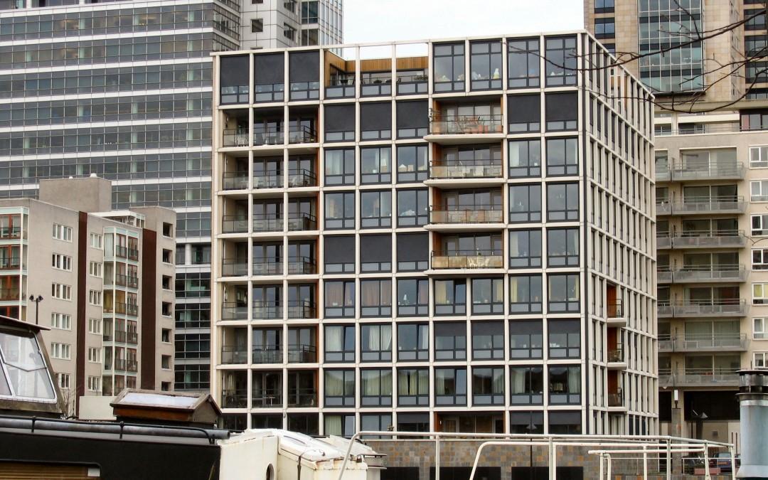 Appartementengebouw De Omval, Amsterdam