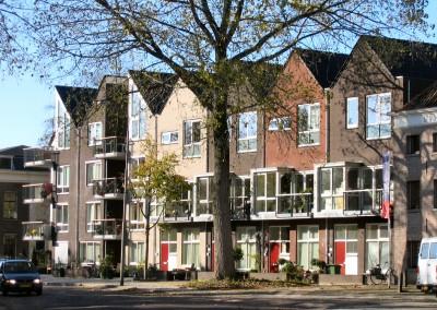 Woningbouw Stadsveste Middelburg
