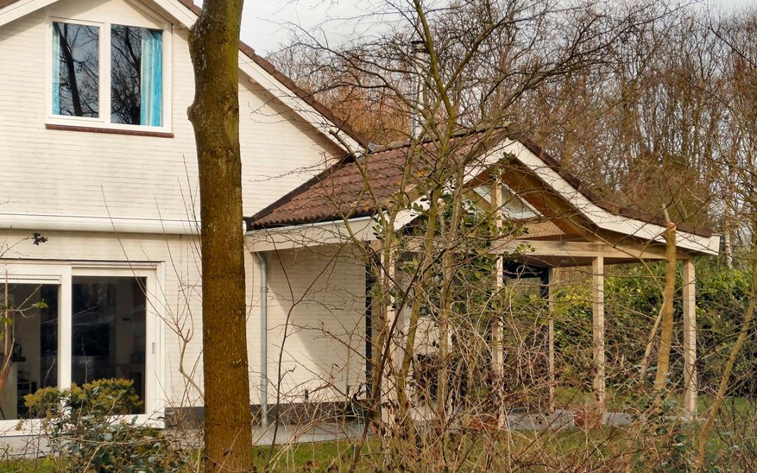 Aanbouw woning Eikenlaan Oostkapelle