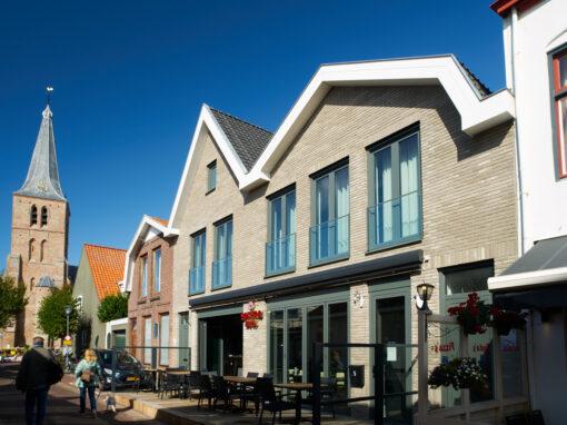 Restaurant en appartementen Domburg