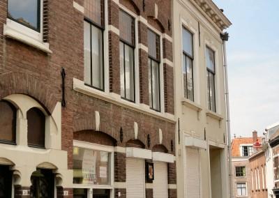 Appartementen Latijnse Schoolstraat
