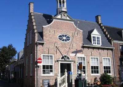 Voormalig Gemeentehuis Domburg