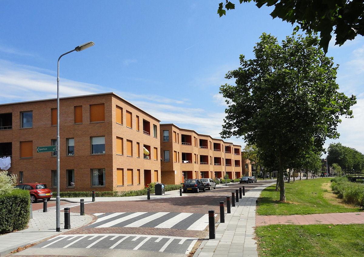 Woningbouw De Watergang Middelburg